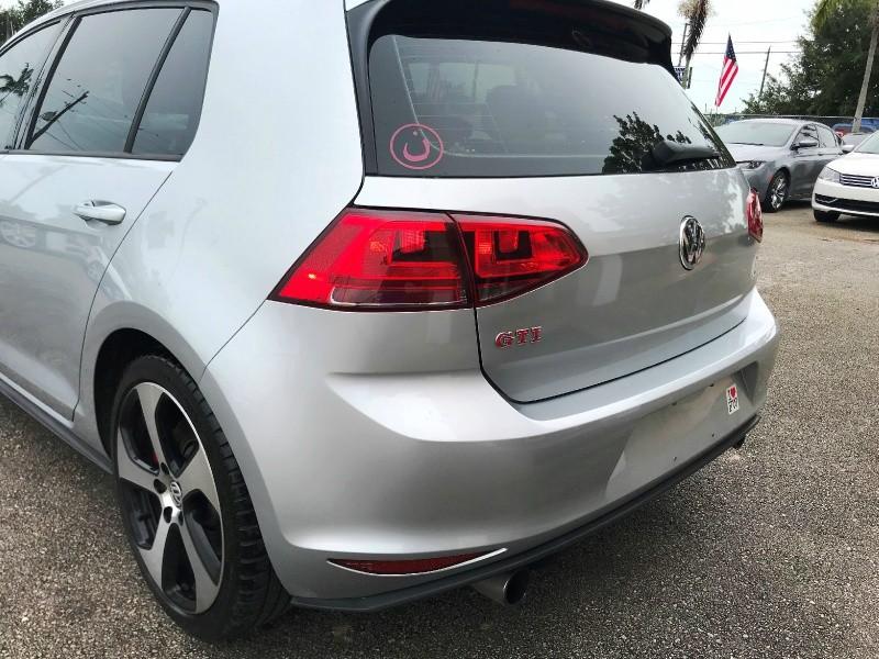 Volkswagen Golf GTI 2017 price $16,300