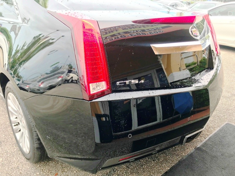 Cadillac CTS Coupe 2013 price $13,600