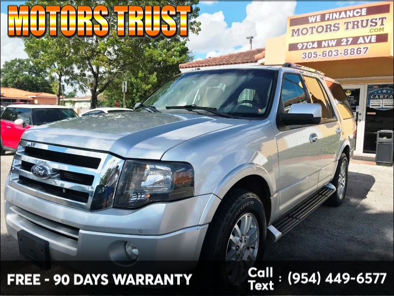Ford Expedition 2013 price $8,799