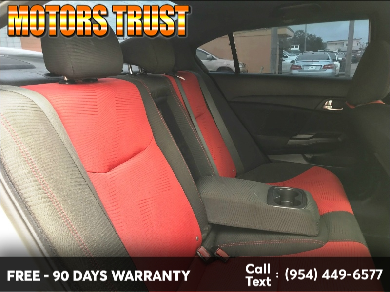 Honda Civic Sedan 2015 price $13,299