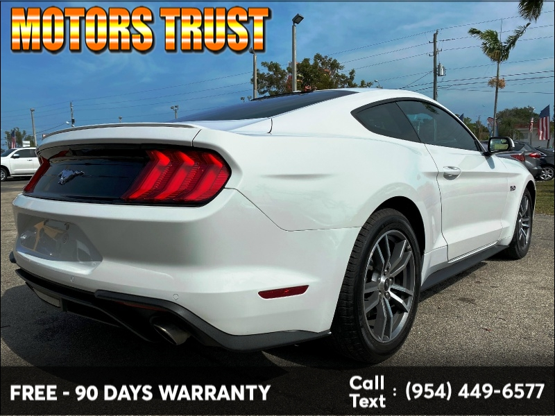 Ford Mustang 2018 price $17,499