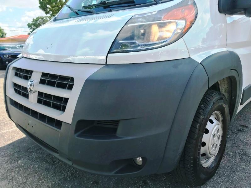 RAM ProMaster Cargo Van 2015 price $15,500