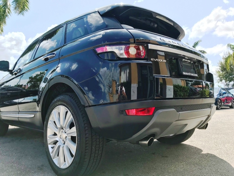 Land Rover Range Rover Evoque 2014 price $18,999