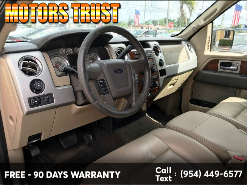 Ford F-150 2009 price $8,788