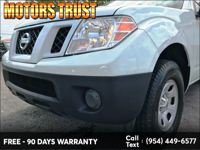 Nissan Frontier 2013 price $8,899