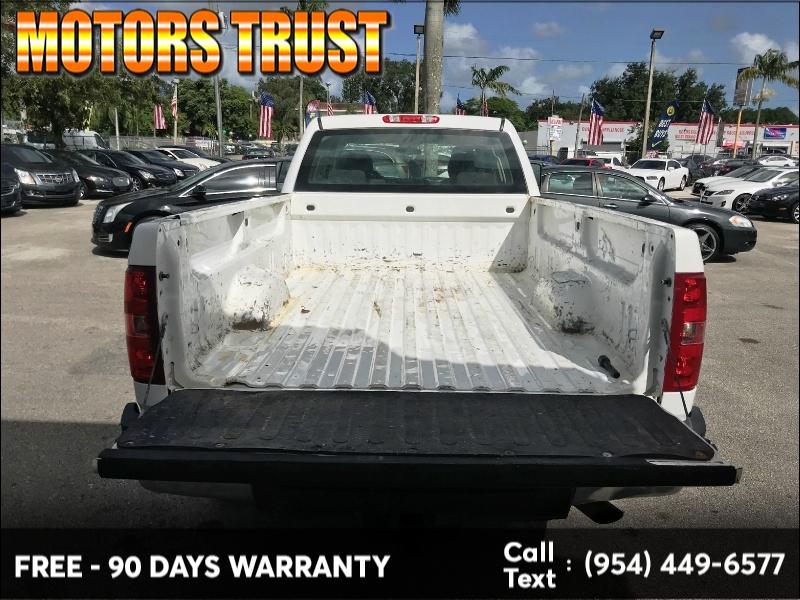 Chevrolet Silverado 2500HD 2011 price $8,400