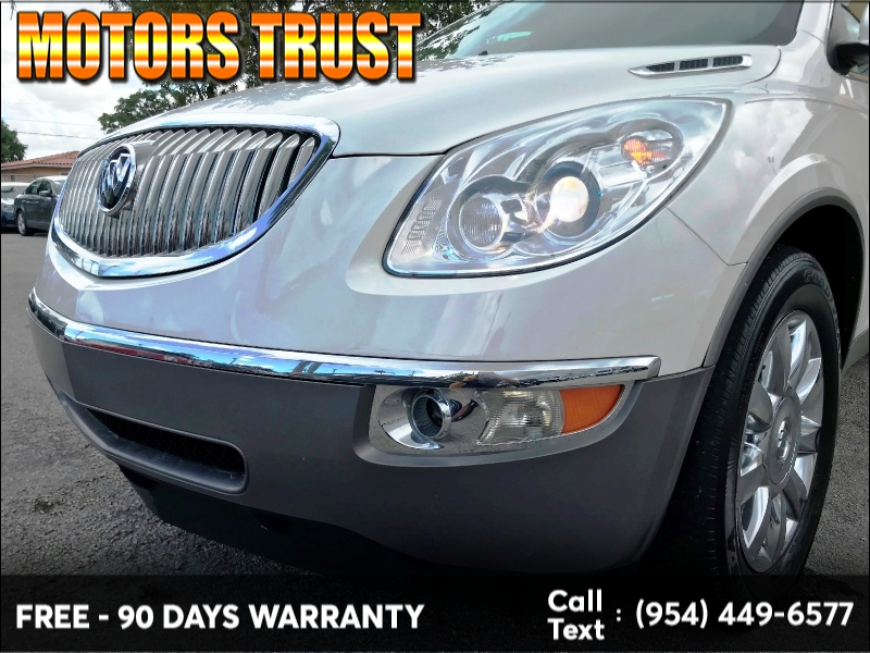 Buick Enclave 2011 price $8,699