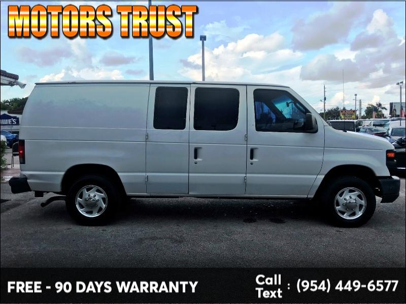 Ford Econoline Cargo Van 2011 price $5,999