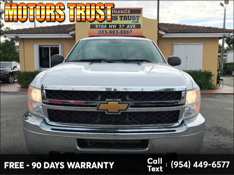 Chevrolet Silverado 2500HD 2013 price $8,300
