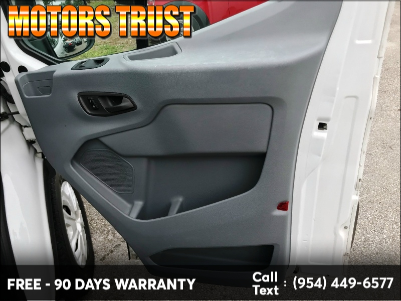 Ford Transit Wagon 2015 price $18,499