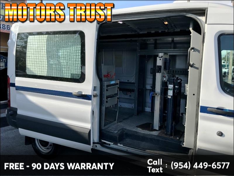 Ford Transit Cargo Van 2016 price $13,999
