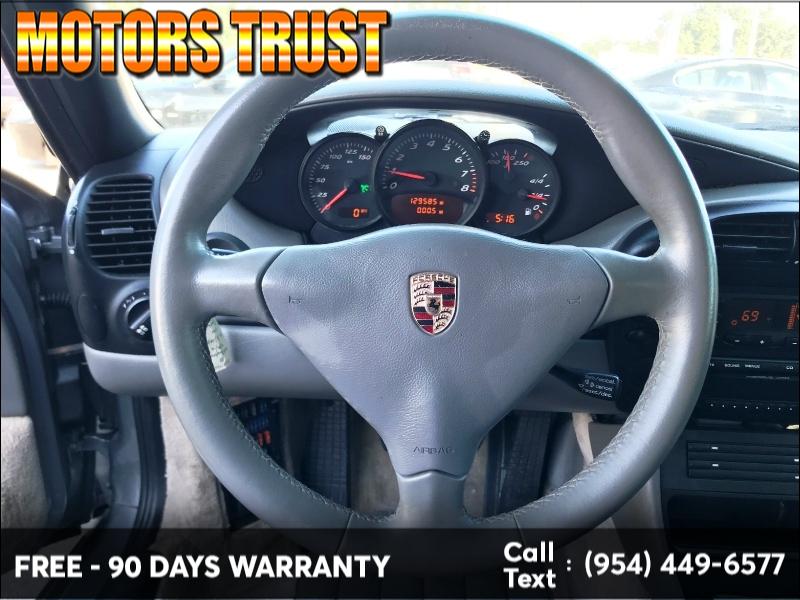 Porsche Boxster 2004 price $5,899