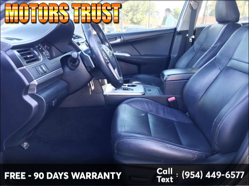 Toyota Camry 2014 price $8,199