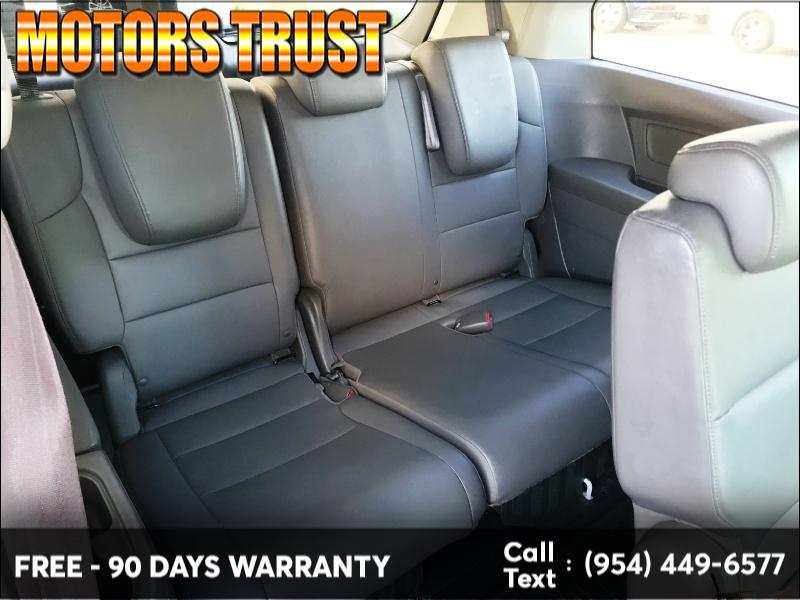 Honda Odyssey 2011 price $8,199