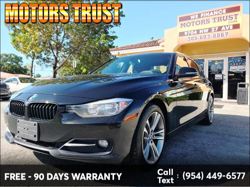 BMW 3-Series 2014 price $10,499