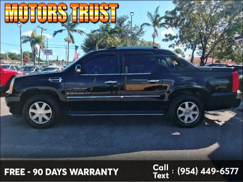 Cadillac Escalade EXT 2008 price $8,999