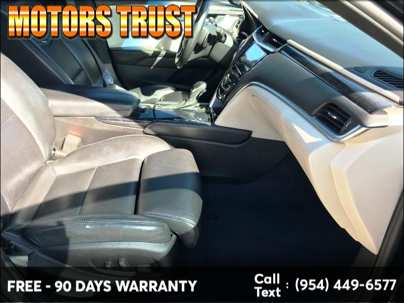 Cadillac XTS 2014 price $13,799