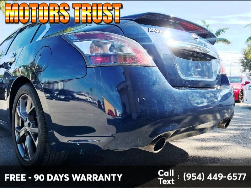 Nissan Maxima 2013 price $6,899