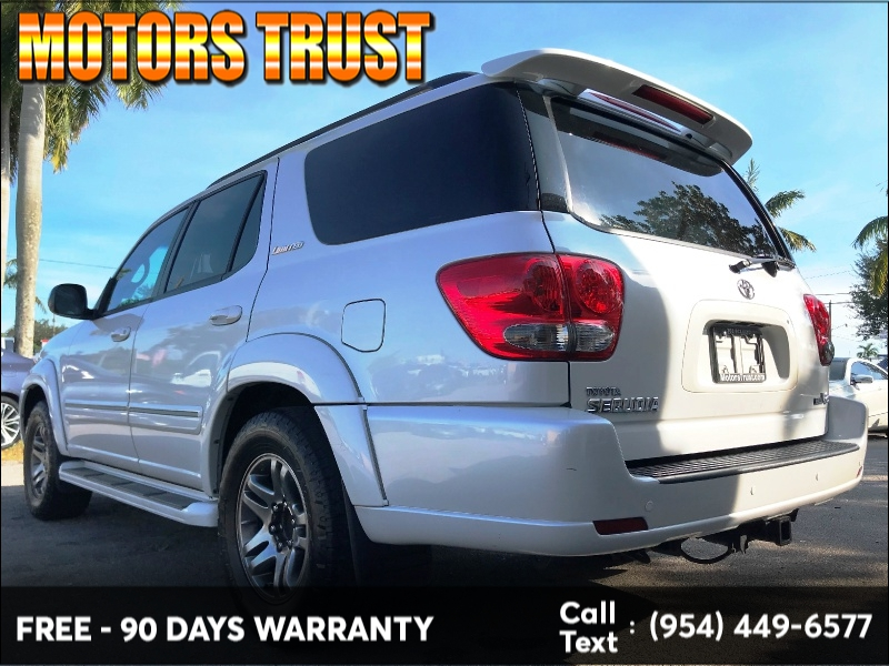 Toyota Sequoia 2007 price $6,699
