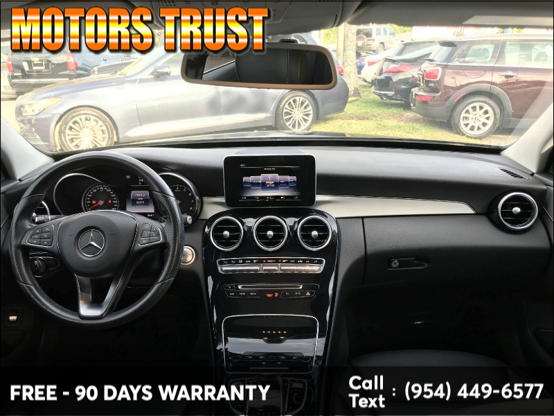 Mercedes-Benz C-Class 2015 price $16,899