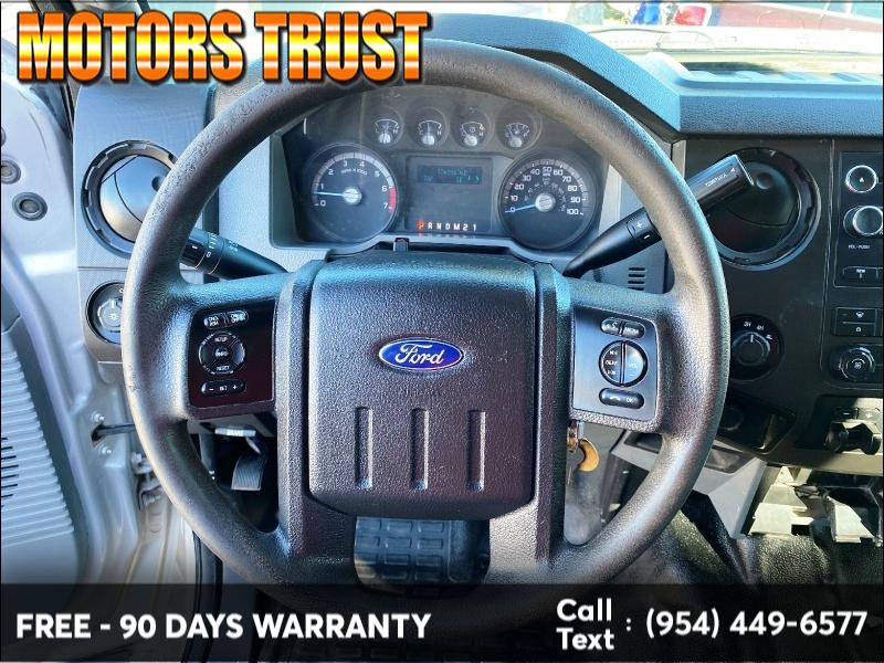 Ford Super Duty F-250 SRW 2016 price $13,399
