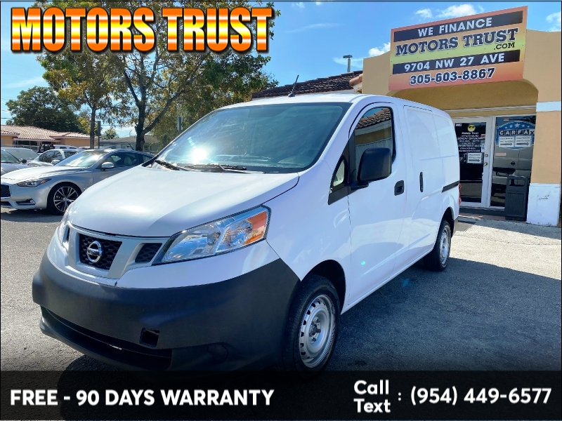 Nissan NV200 Compact Cargo 2017 price $9,199