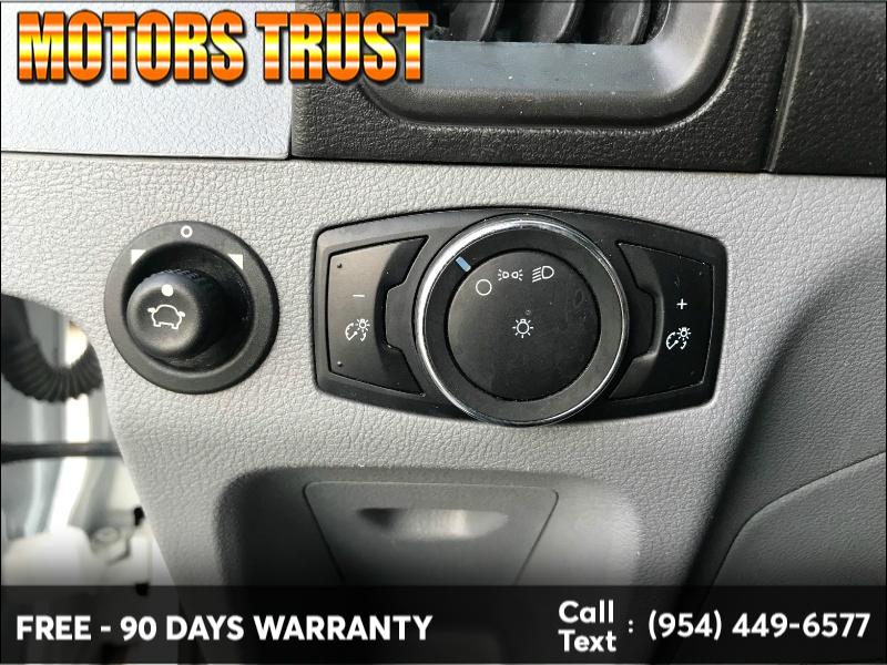 Ford Transit Cargo Van 2016 price $16,999