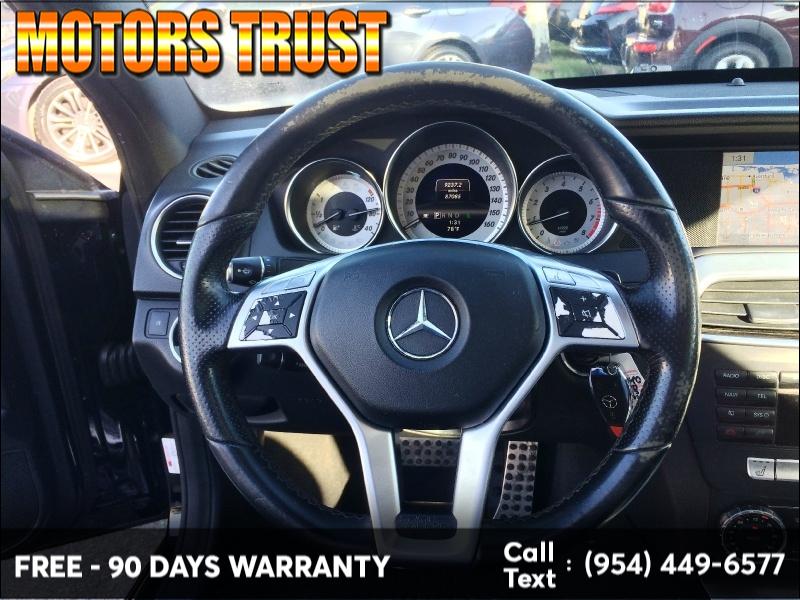 Mercedes-Benz C-Class 2013 price $8,799