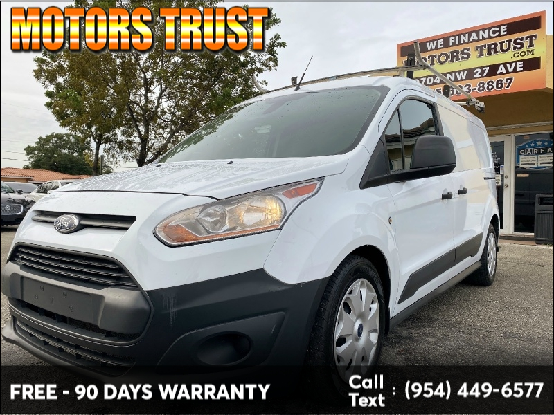 Ford Transit Connect 2016 price $7,999