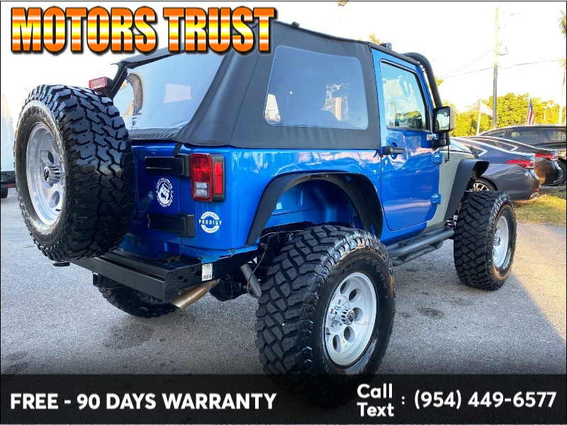 Jeep Wrangler 2016 price $18,499