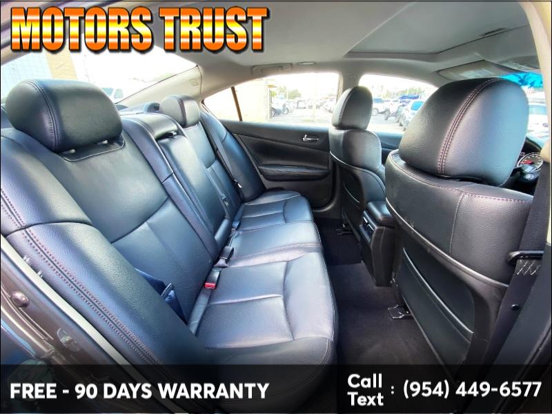 Nissan Maxima 2014 price $8,499