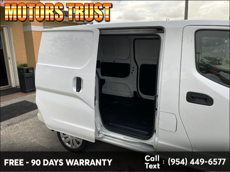 Nissan NV200 2014 price $6,999