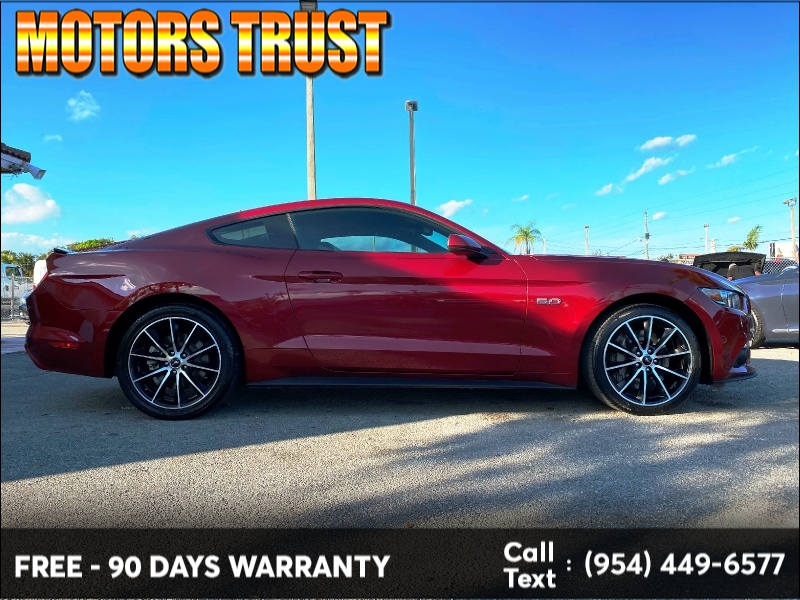 Ford Mustang 2017 price $17,699