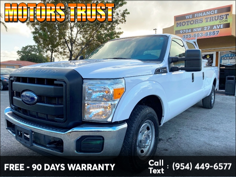 Ford Super Duty F-250 SRW 2016 price $10,599