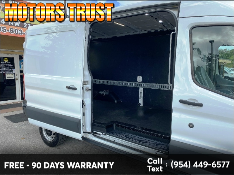 Ford Transit Van 2018 price $22,799