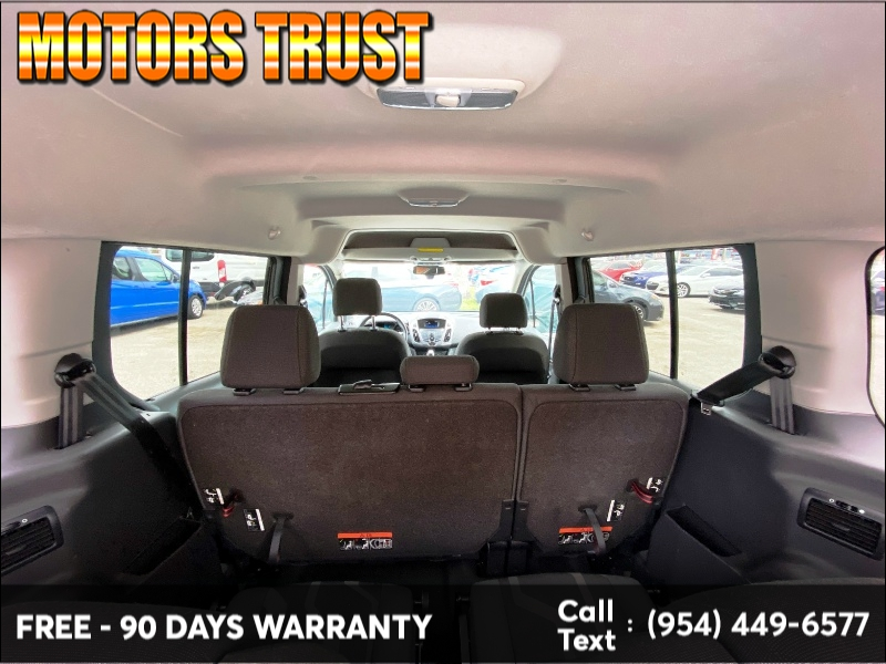 Ford Transit Connect Wagon 2018 price $9,499