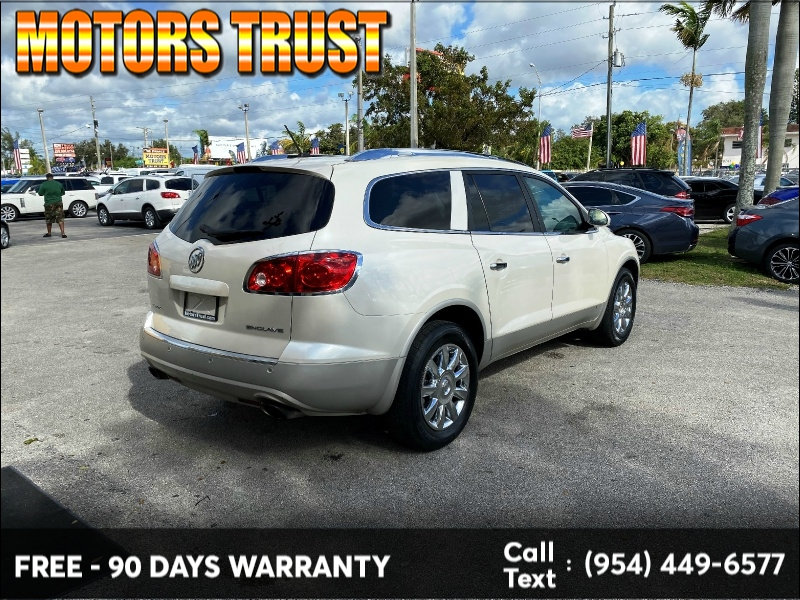 Buick Enclave 2012 price $3,799