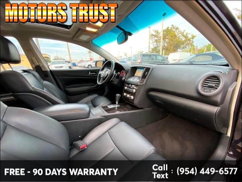 Nissan Maxima 2014 price $7,499