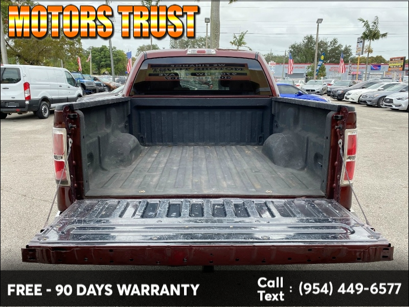Ford F-150 2010 price $7,799