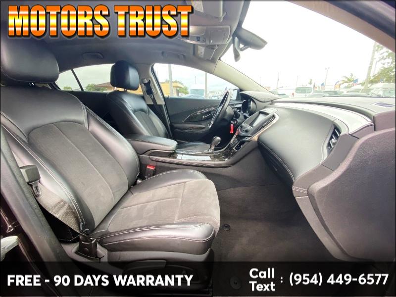 Buick LaCrosse 2014 price $7,599