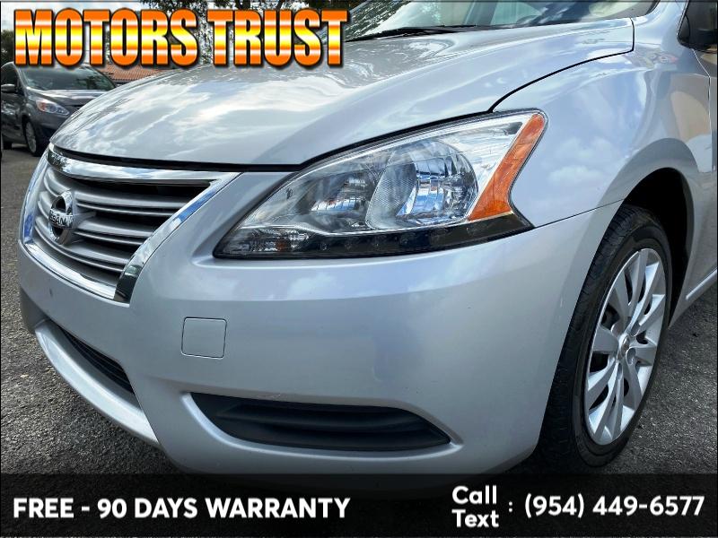 Nissan Sentra 2014 price $4,999