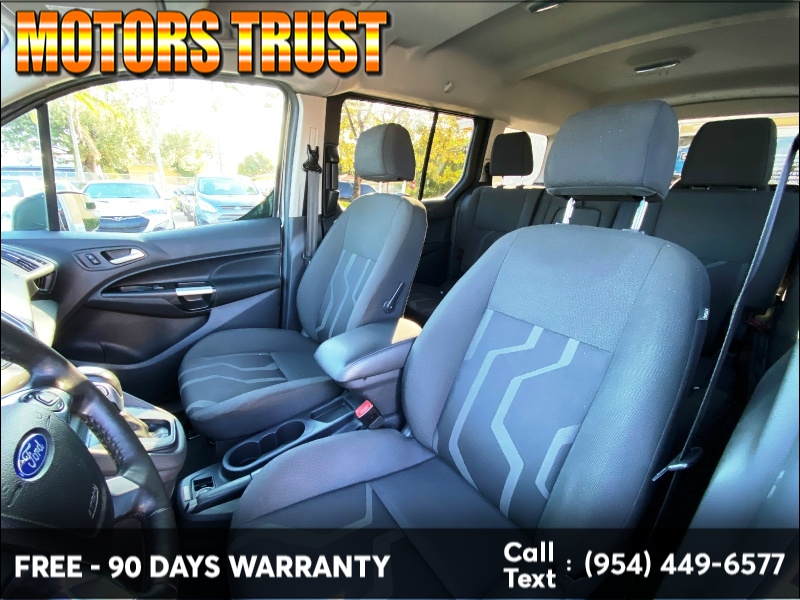 Ford Transit Connect Wagon 2017 price $6,999