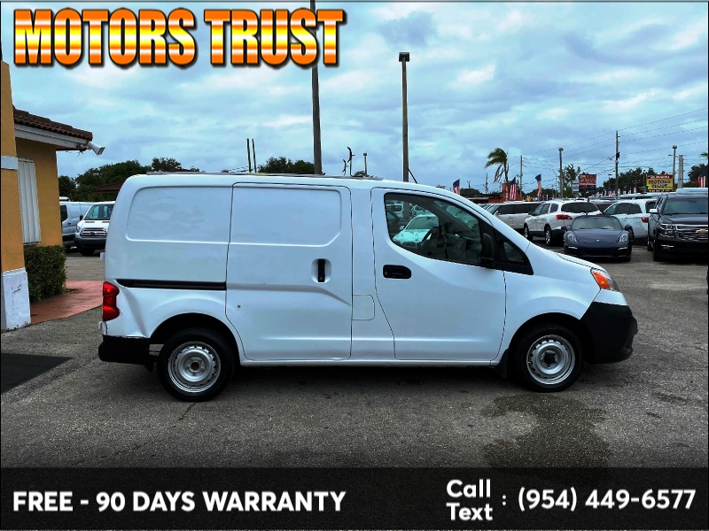 Nissan NV200 2015 price $6,499