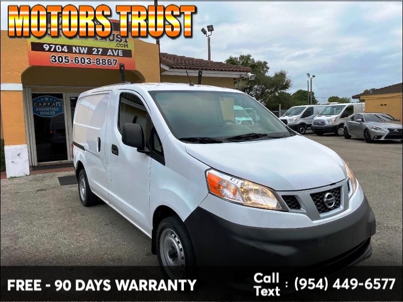 Nissan NV200 2015 price $6,799