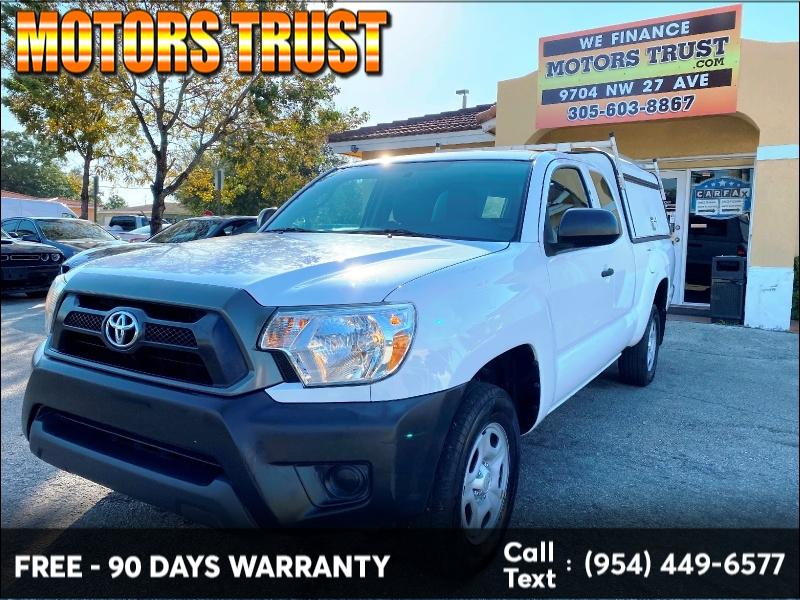 Toyota Tacoma 2014 price $9,699