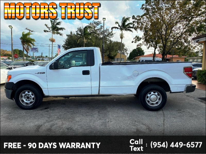 Ford F-150 2011 price $2,499