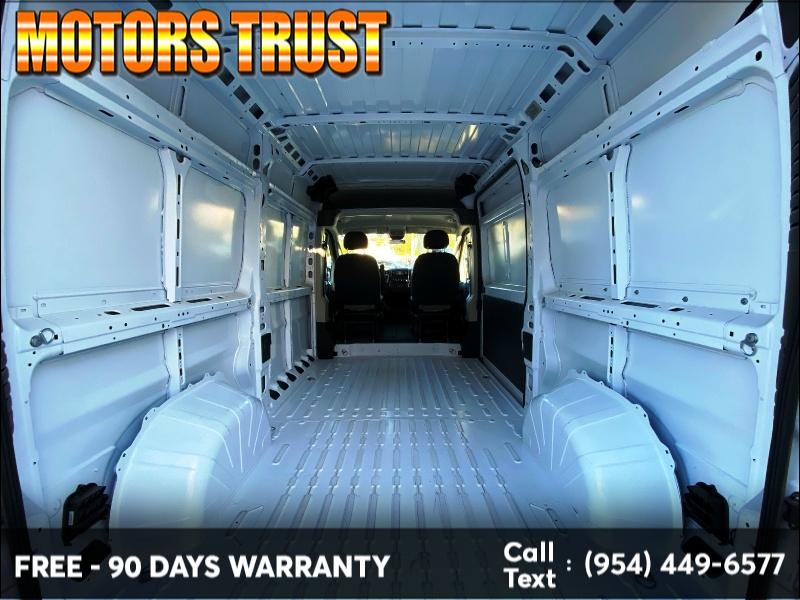 RAM ProMaster Cargo Van 2019 price $22,999