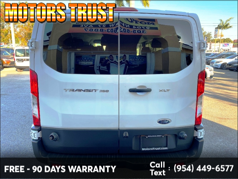 Ford Transit Wagon 2016 price $14,999