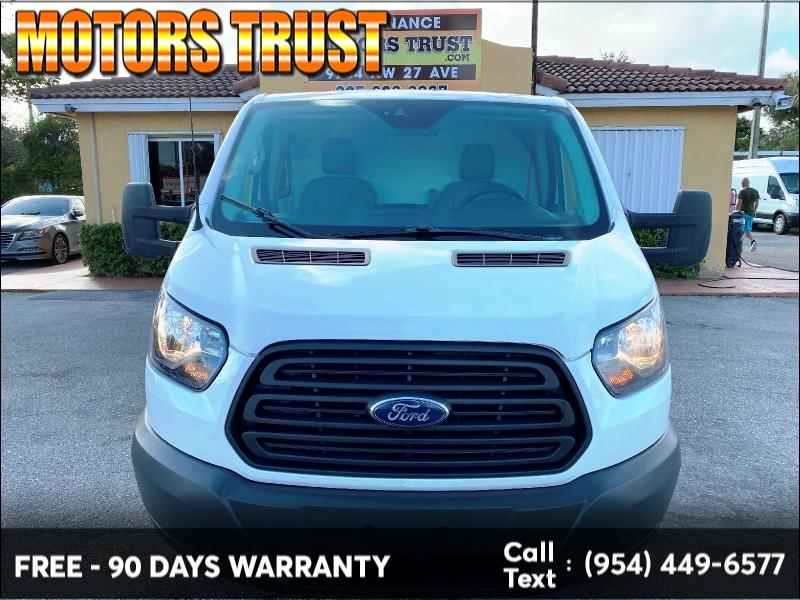Ford Transit Van 2017 price $14,699
