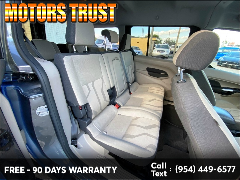 Ford Transit Connect Wagon 2018 price $7,999